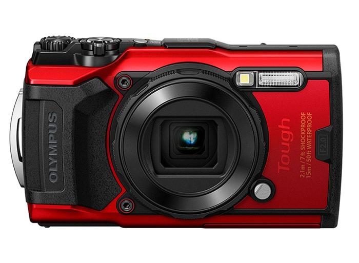 Olympus Tough TG-6 Camera for Blogging