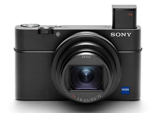 Sony RX100 VII Camera for Blogging