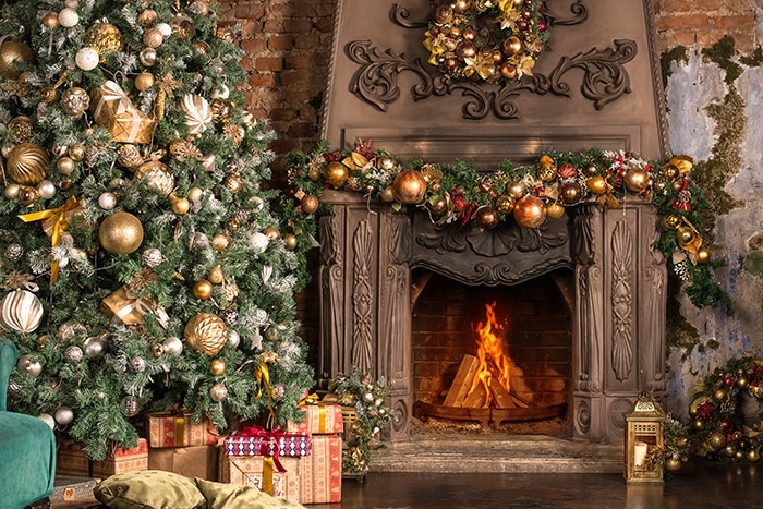 Best Yule Log Videos - Christmas fireplace