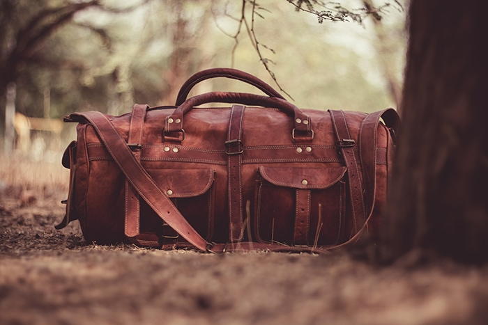 Types of Travel Bags - Duffel Bag Weekender