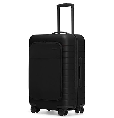 Types of Travel Bags - Hardside Luggage with Spinner Wheels