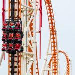 Roller Coaster Stuck