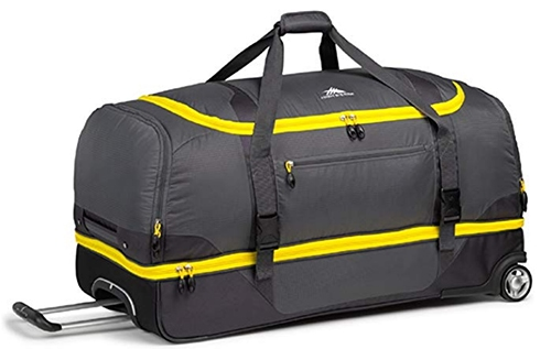 Types of Travel Bags - Rolling Duffel Bag
