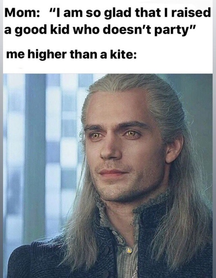 Witcher Memes - Geralt