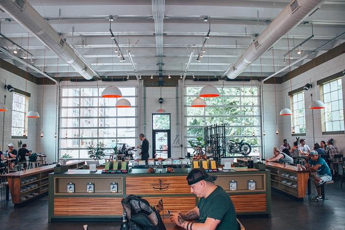 best nashville coffee shops - barista parlor