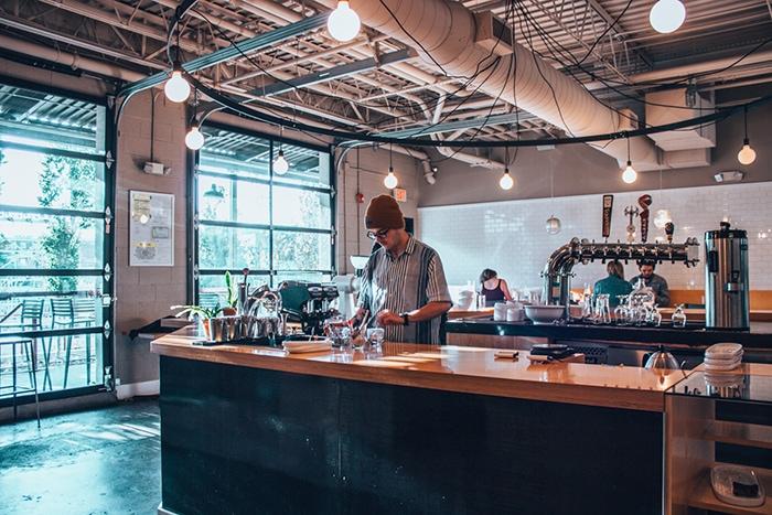 best nashville coffee shops - steadfast