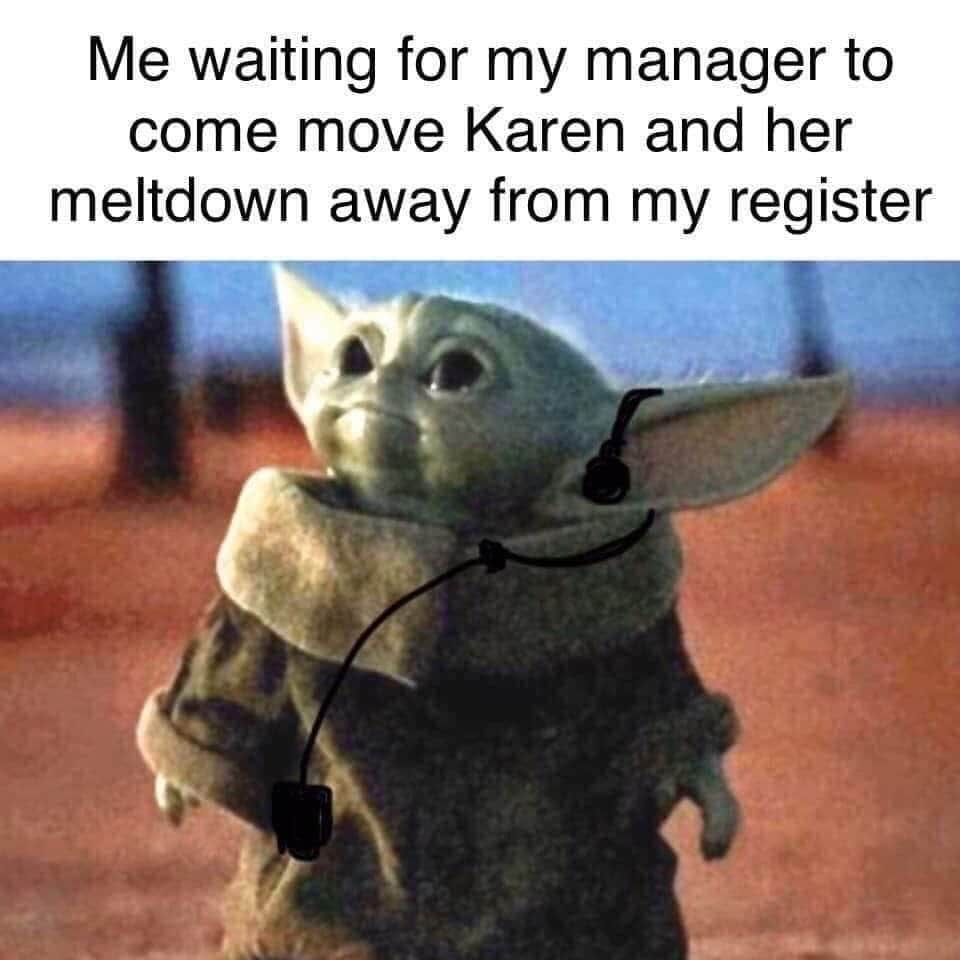 Baby Yoda Memes 5
