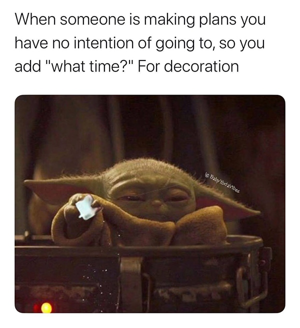 Baby Yoda Memes - wine