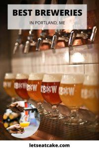 Best Breweries Portland Maine