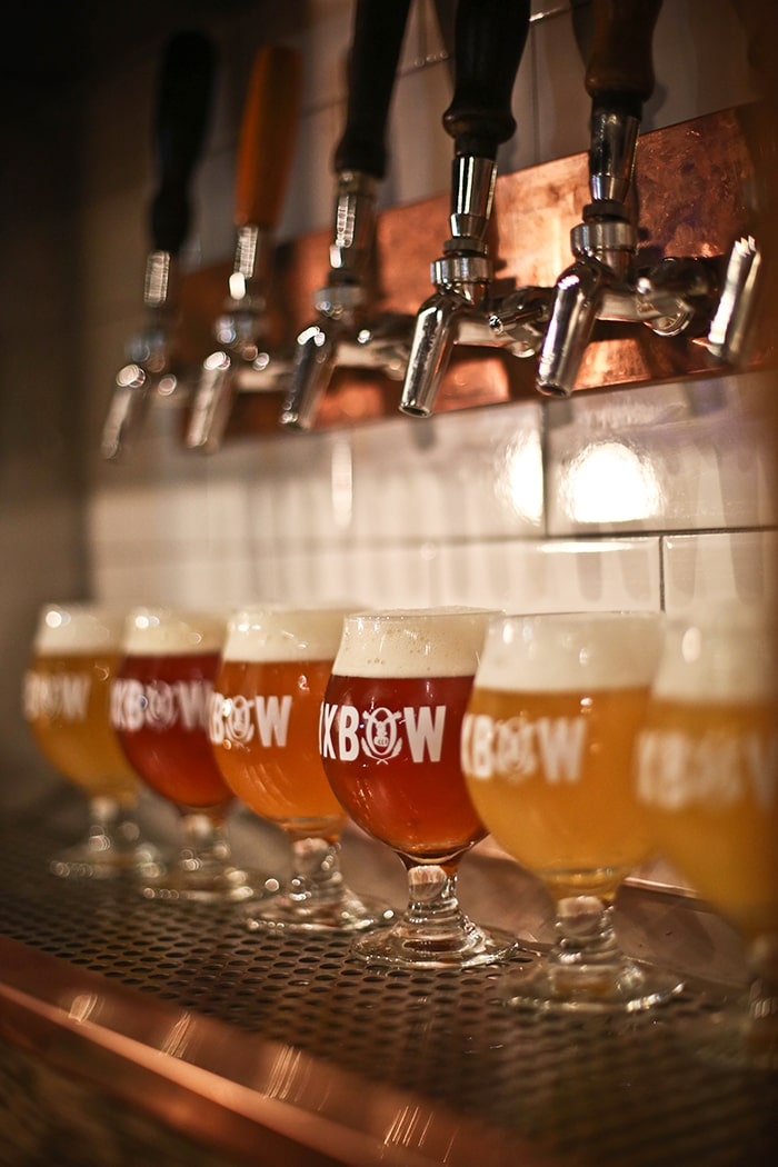 Breweries in Portland Maine - Oxbow
