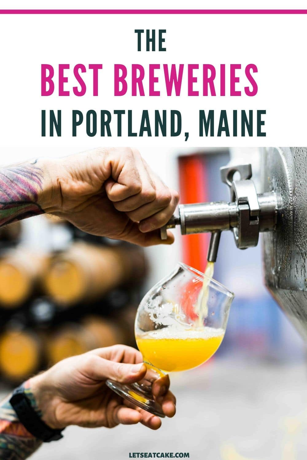 Breweries in Portland Maine