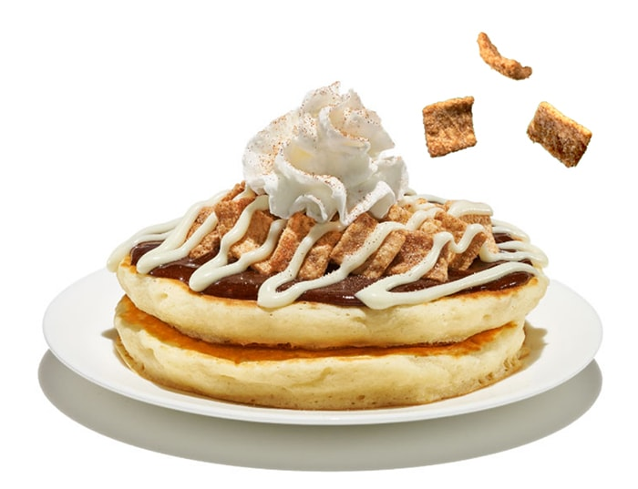 IHOP Cereal Pancakes - Cinnamon Toast Crunch