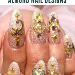 Almond Nails - Sailor Moon