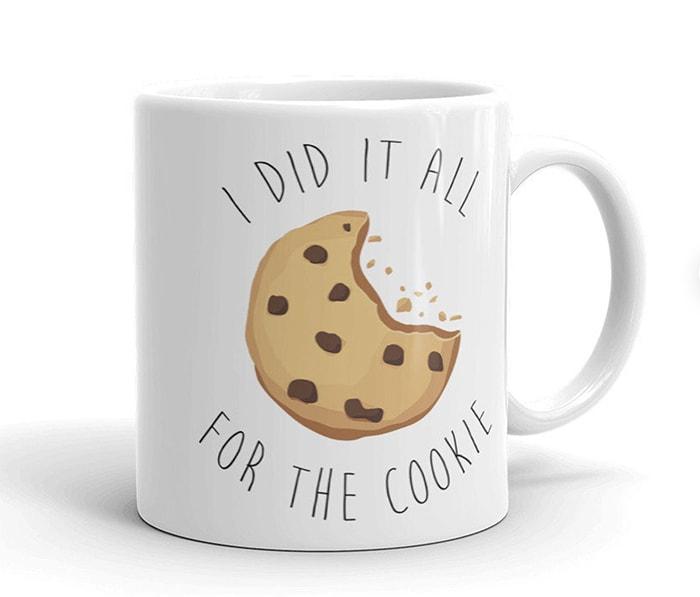 Cookie Puns - Mug