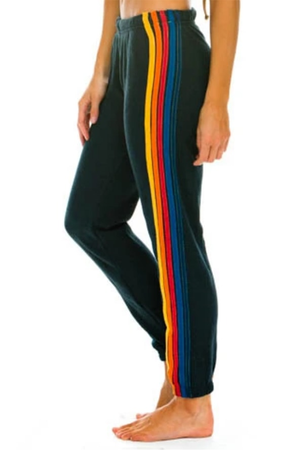 Cozy Sweatpants Aviator Nation Rainbow