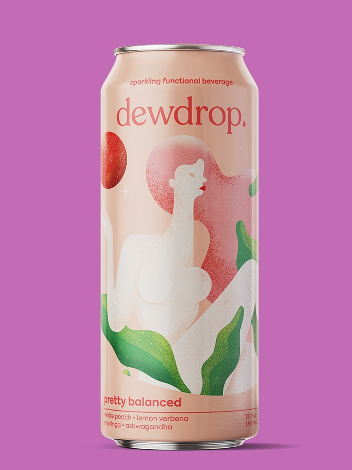 Dewdrop pretty balanced