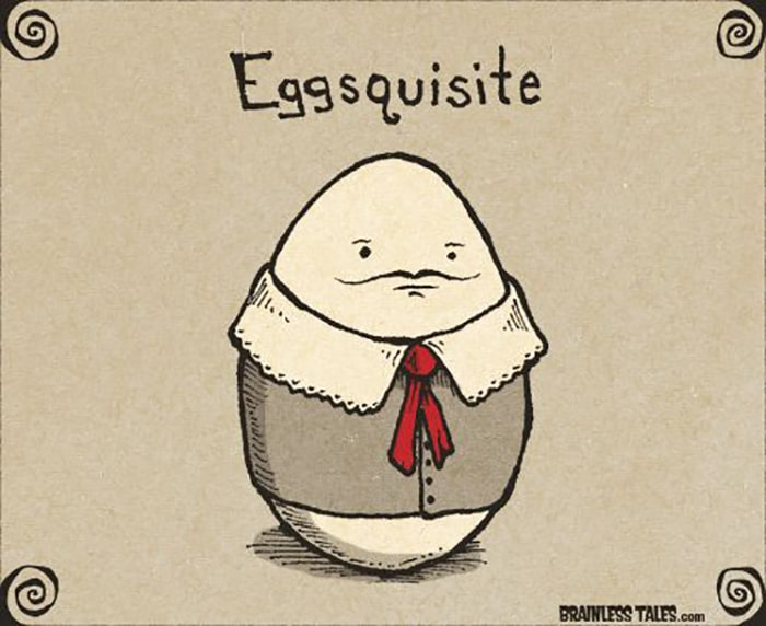 Eggs-quisite