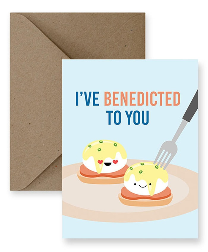 Egg Puns - benedict