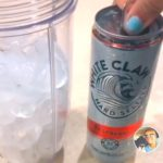White Claw Slushies