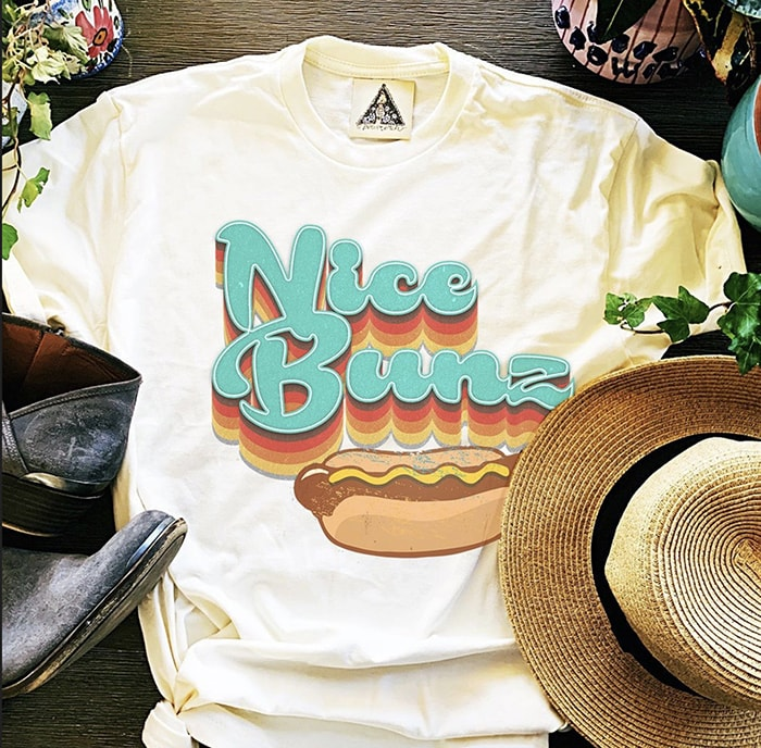 BBQ Puns - Nice Buns