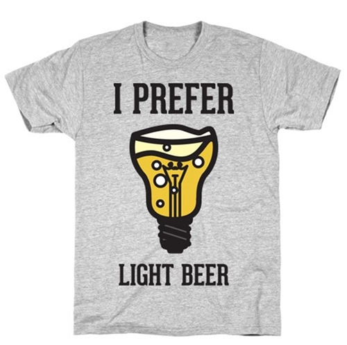 Beer Puns - Light