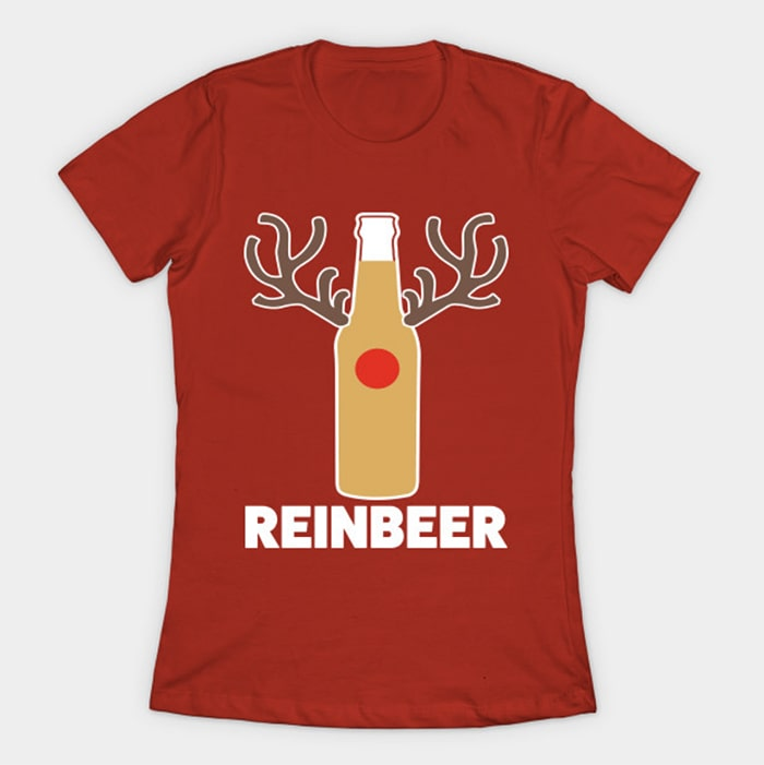 Beer Puns - Rudolph