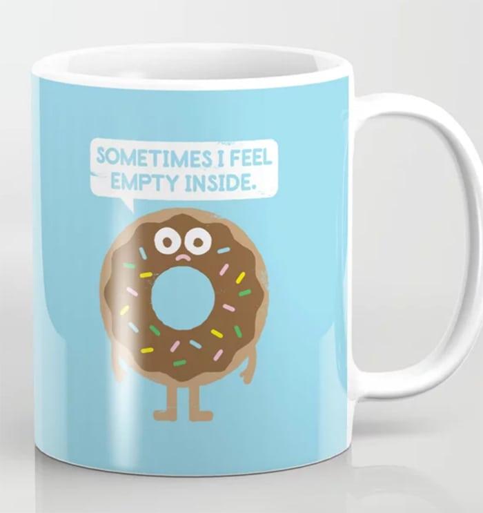 Donut Puns - Empty Inside