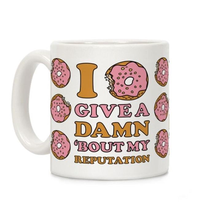 Donut Puns - Reputation