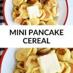 Pancake Cereal - Pin
