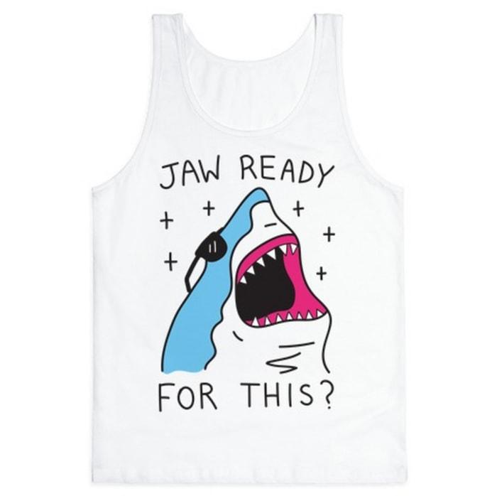 Summer Puns - Shark