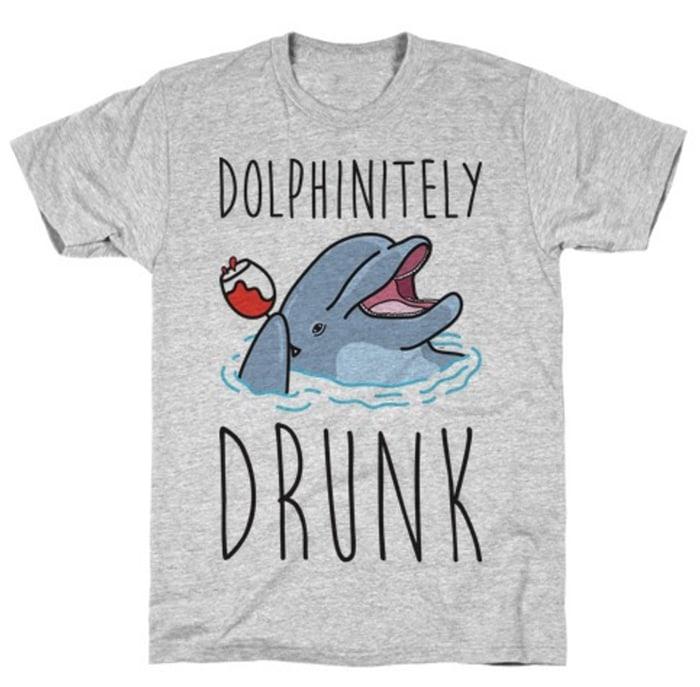 Summer Puns - Dolphin