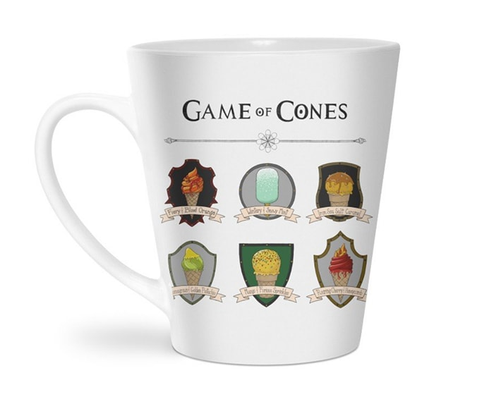 Summer Puns - Game of Cones