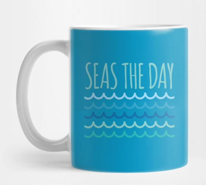 Summer Puns - Seas the Day
