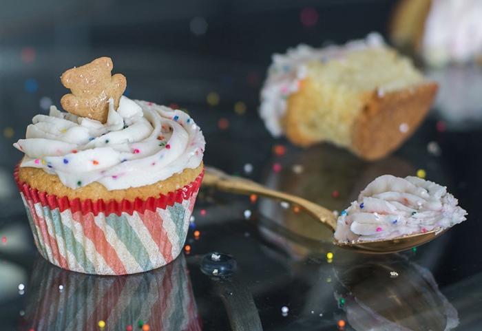 Dunkaroos Recipe - Cupcakes