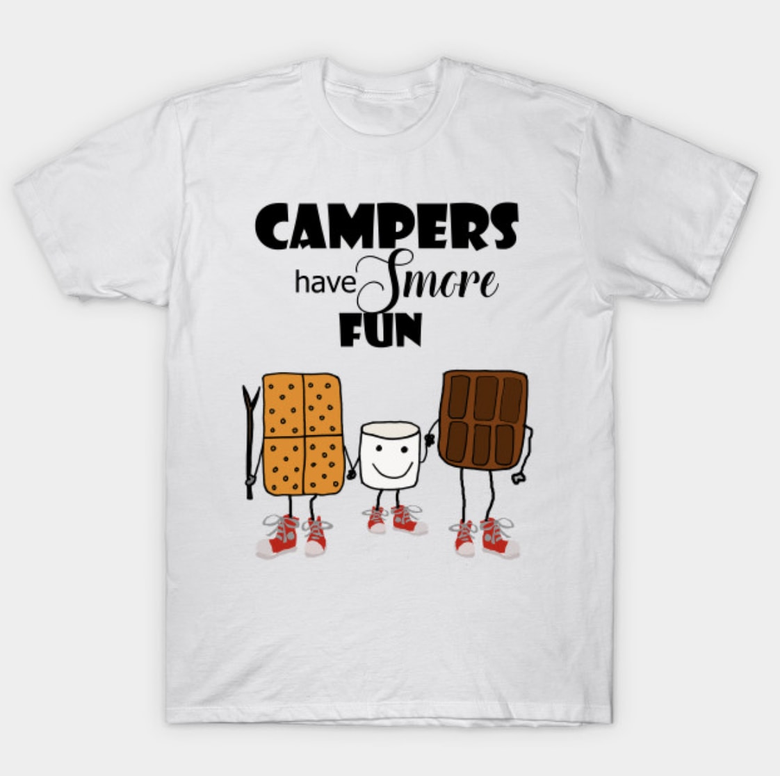 Smores Puns - Campers have more fun