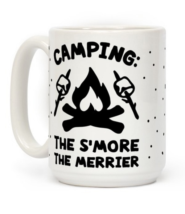 Smores Puns - The More the Merrier
