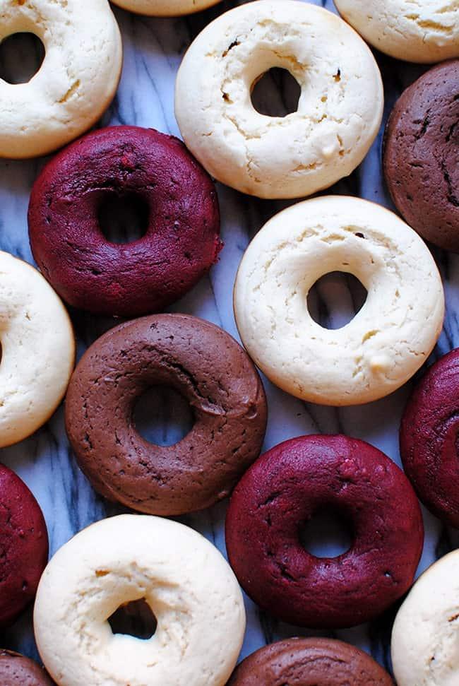 Types of Donuts - Red Velvet