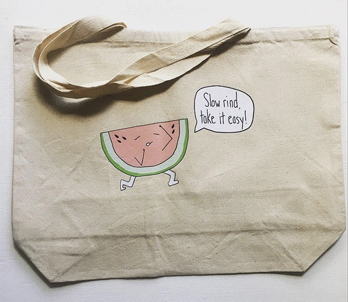 Watermelon Puns - slow rind