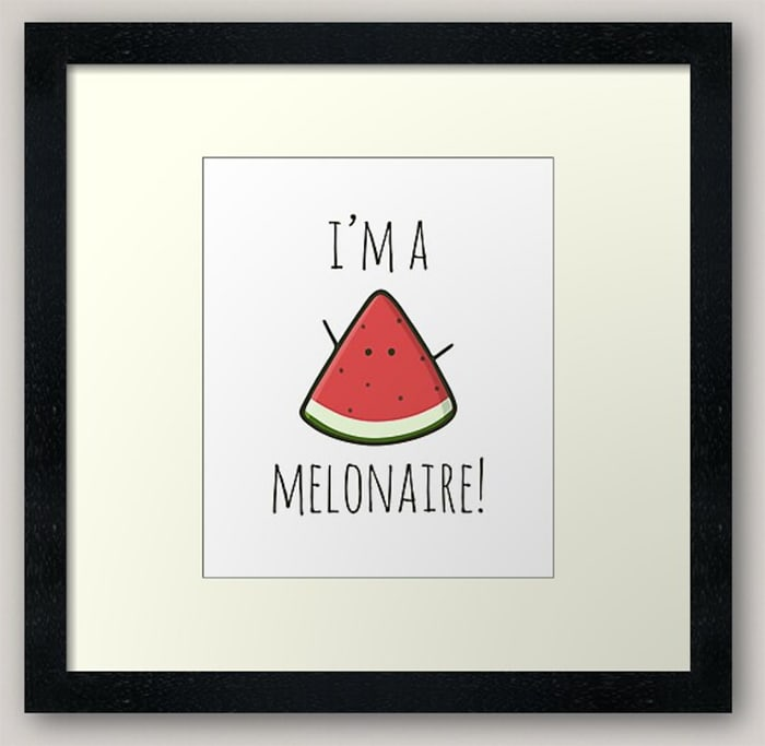 Watermelon Puns - millionaire