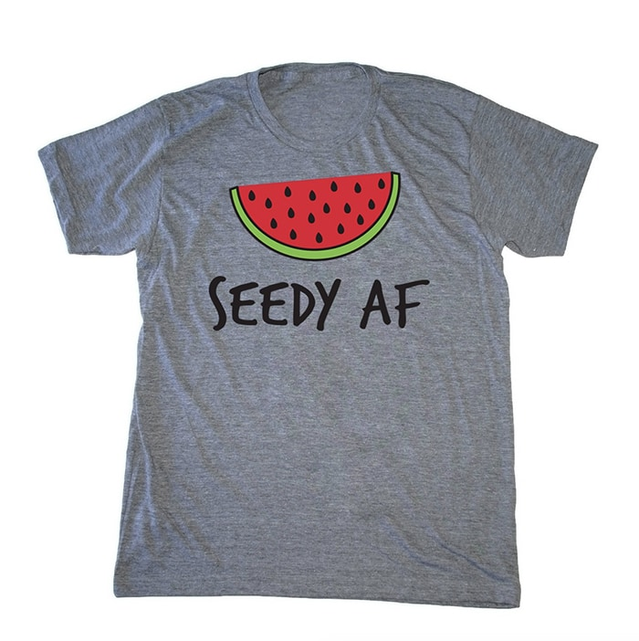Watermelon Puns - seedy