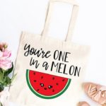 Watermelon Puns - Pin