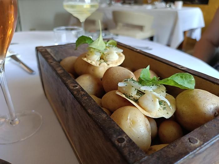 We Want Plates - potatoes