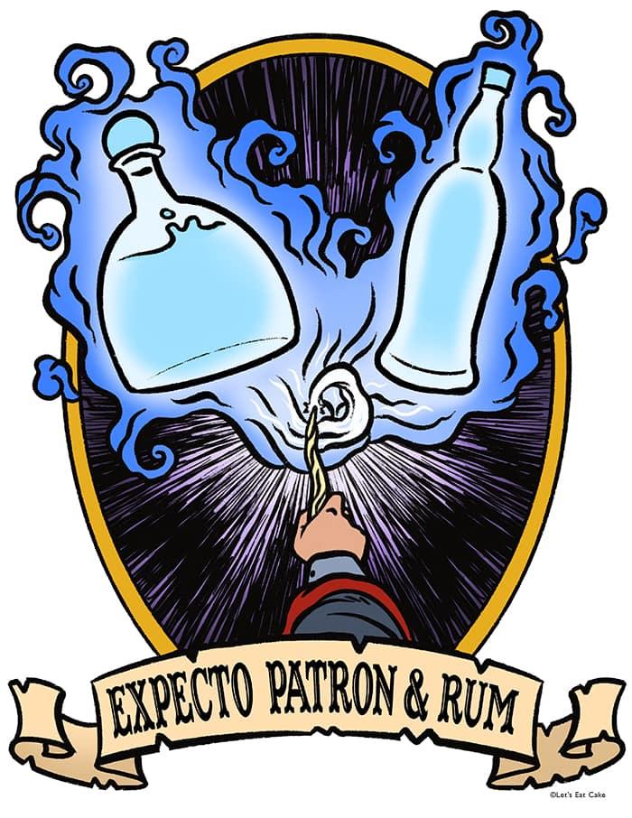 Alcohol Puns - harry potter