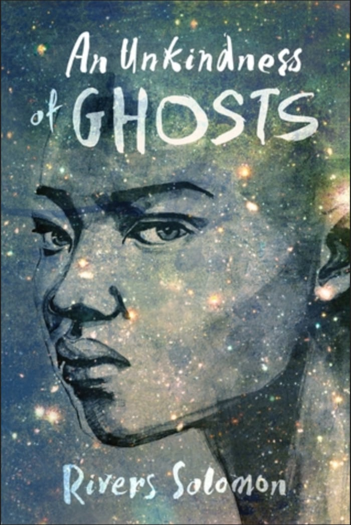 Black Science Fiction Authors and Fantasy Authors - An Unkindness of Ghosts Cover Rivers Solomon