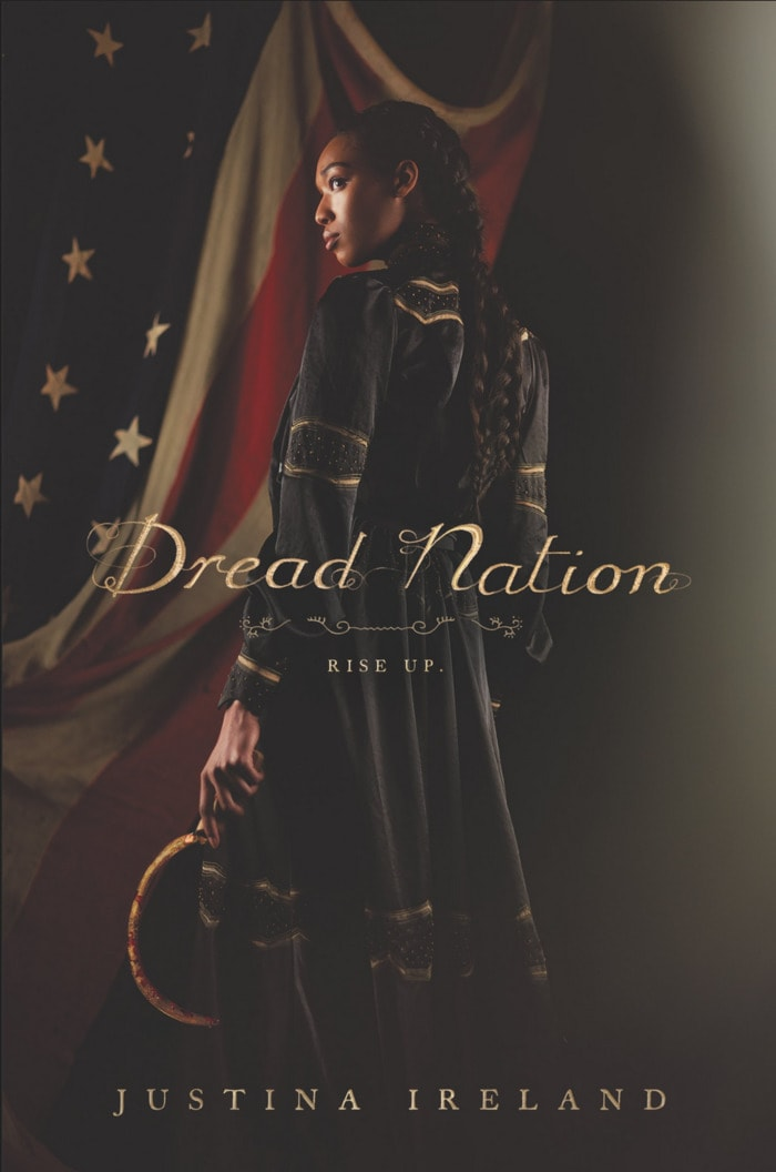Black Science Fiction Authors and Fantasy Authors - Dread Nation Cover Justina Ireland