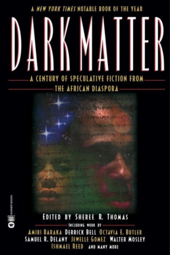 Black Science Fiction Authors and Fantasy Authors - Dark Matter Cover