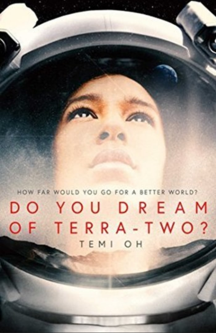 Black Science Fiction Authors and Fantasy Authors - Do You Dream of Terra Two Cover Temi Oh