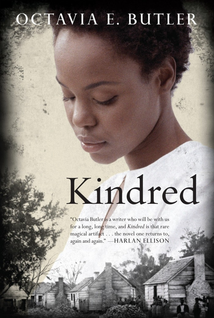 Black Science Fiction Authors and Fantasy Authors - Kindred Cover Octavia Butler
