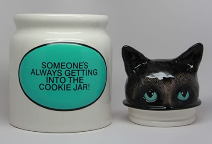 Funny Cookie Jars - Cat