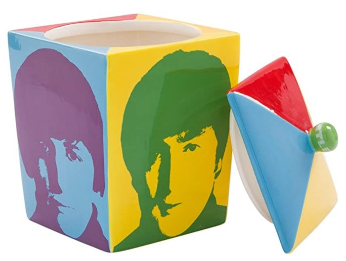 Funny Cookie Jars - Beatles